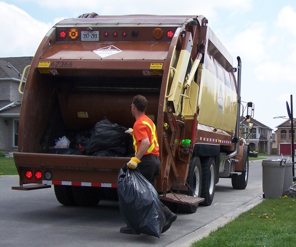 survey improving waste collection services in vaughan residential garbage collection service water and waste