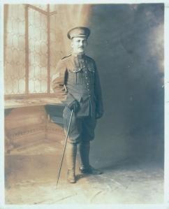 Sgt. Donald Ross Mackenzie