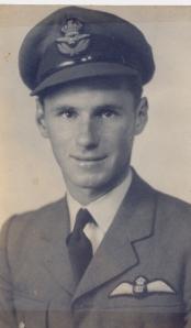 Pilot officer John Thompson