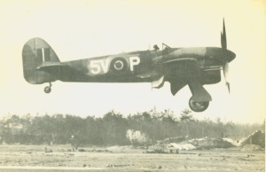 RCAF Hawker Typhoon