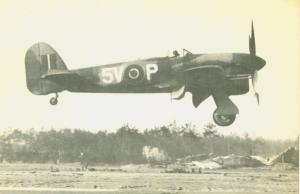 RCAF Hawker Typhoon