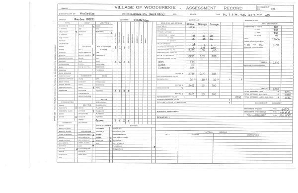 4_Assessment Roll 1952