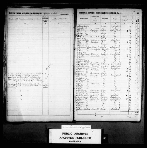 5_Census Record 1851
