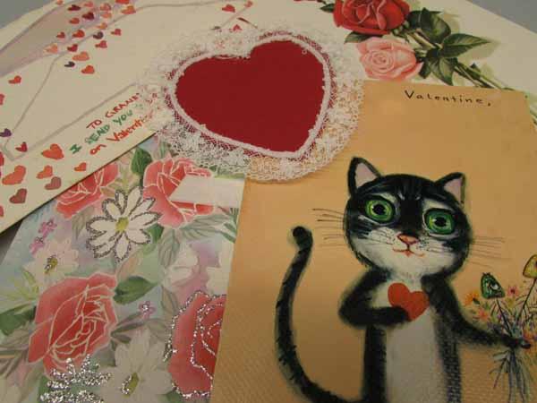 Valentine's Cards, ca. 1980s