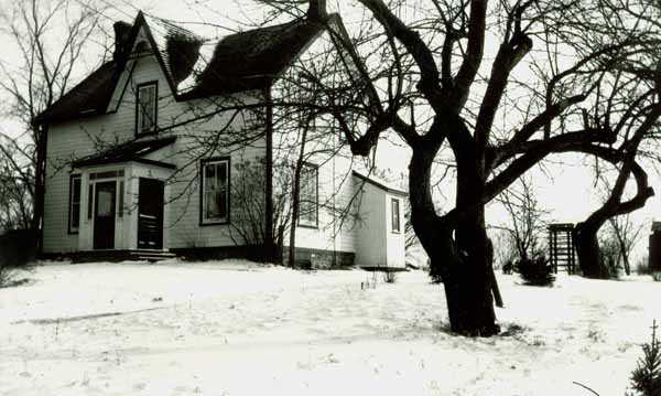 121 Centre St., Thornhill, ca. 1950s
