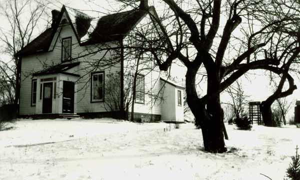 121 Centre St., Thornhill, ca. 1950s