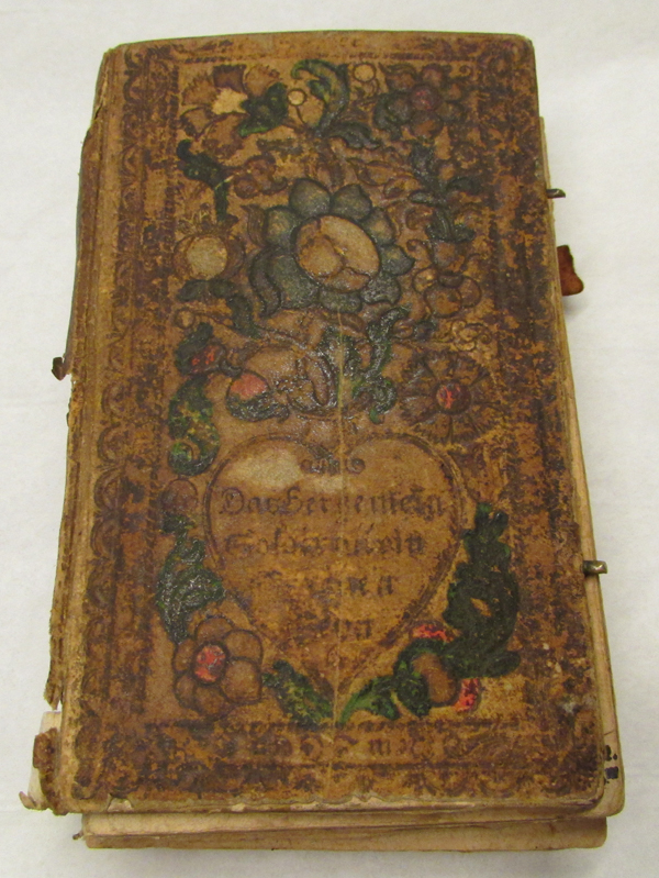 Lutheran Prayer Book, 1784