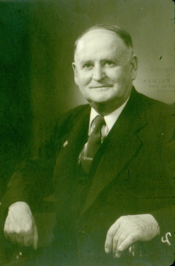 Major Mackenzie served as a MPP for the Progressive Conservative Party for 22 years before retiring in 1967.