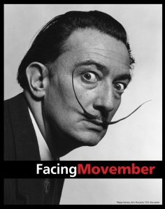 Facing Movember