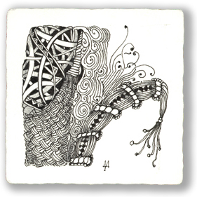 Credit: zentangle.com